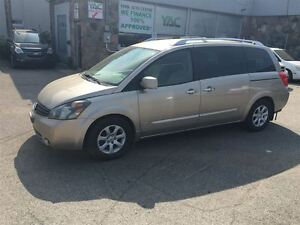 2007 Nissan Quest SL 3.5; DVD, Rear AC & More London Ontario image 2