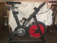 Kettler Speed spin exercise bike indoor