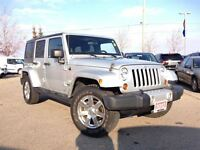 2012 Jeep WRANGLER UNLIMITED **1 OWNER TRADE IN**LOW KMS**WELL M