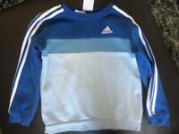 Kids jumper bundle, Ralph, Adidas, Christmas