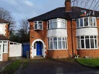 Erdington - 3 bedroom Semi Detached House