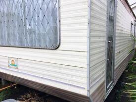 Static Caravan (Phoenix 28) - free for collection