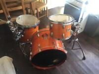 Drum World 3 piece kit
