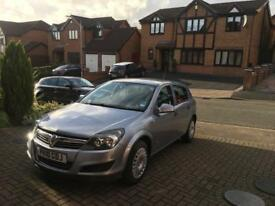 Vauxhall Astra 1.4 petrol 65k mint condition female owner
