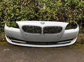 BMW 5-Series F10 SE Bumper- pre LCI (2010-2013)- Titanium Silver