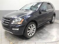 2011 Mercedes-Benz M-Class ML350 GRAND EDITION BLUETEC 4MATIC