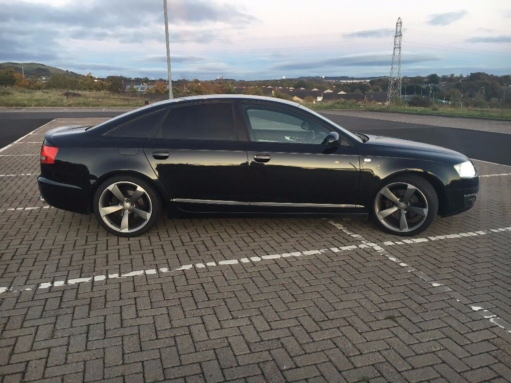 audi a6 c6 s line 2006 swap in cowdenbeath fife gumtree. Black Bedroom Furniture Sets. Home Design Ideas