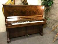 Ronisch upright grand piano - CAN DELIVER THIS SATURDAY