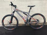 BTwin Rockrider 9.1 Full Suspension MTB Mountain Bike