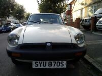 MGB GT - A beloved vehicle & thrilling ride.