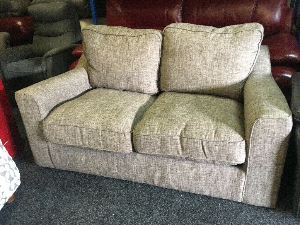 New/Ex Display Dfs 2 Seater Sofabed