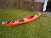 PyranahPilot Sea Kayak