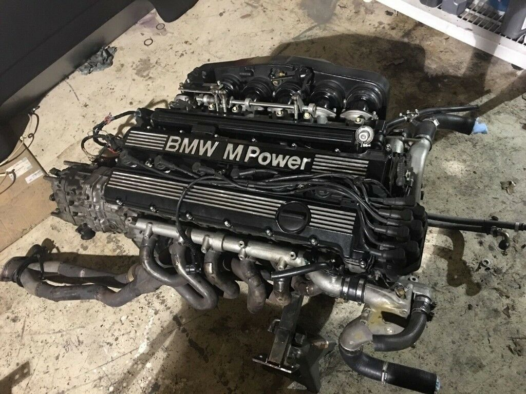 BMW E34 M5 Engine Swap for BMW E36 Or E30 | in Ipswich, Suffolk | Gumtree