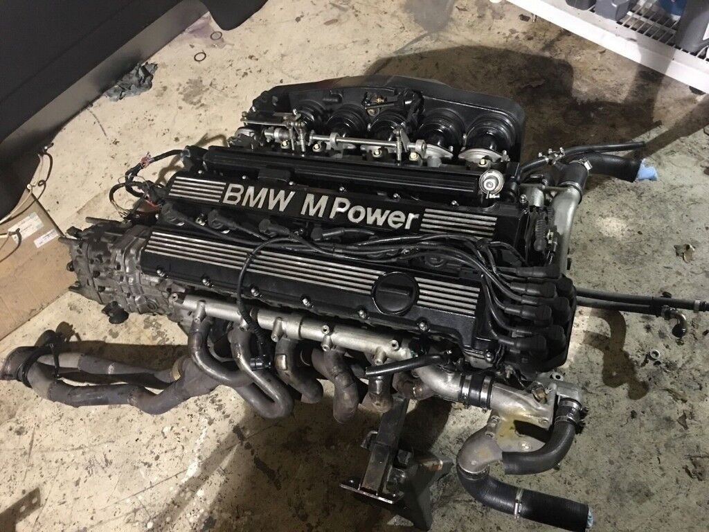 Bmw E34 M5 Engine Swap For Bmw E36 Or E30 In Ipswich