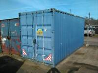 20ft shipping container hicube