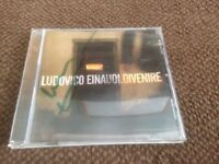 Einaudi 'Divenire' signed CD