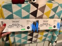 2x Britney Spears Tickets Manchester Arena 18/08. FACE VALUE. Great Seats Floor BLK:G, ROW:K