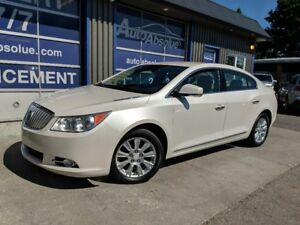 2012 Buick Lacrosse Cuir/Leather + 88 000 Km
