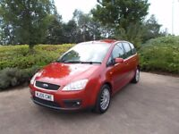 USED FORD C-MAX 101000 FSH