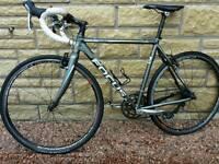 Focus Mares cyclocross CX road gravel bike