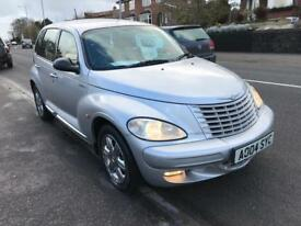 Pt cruiser 2.1 card diesel limited 2004 aylsham rd cars