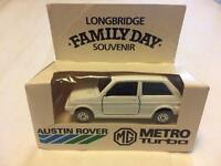 Corgi MG Metro Turbo - Longbridge Family Day Souvenir