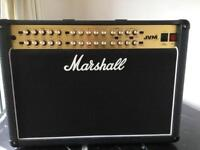 Marshall JVM 410C 100W with footswitch