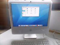 Superb Condition Apple iMac Tiger OSx 250Gb Core2Duo