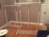 Ikea Clothes Rails