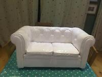 Childs chesterfield sofa