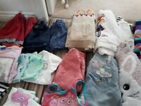 Girls age 2 to 3 years clothes bundle