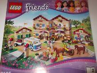 LEGO FRIENDS SUMMER CAMP 3185