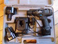 ELU-DEWALT Cordless Screwdriver/Drill BSA10K 9.6V Hard Case