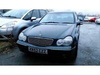 Mercedes-Benz C Class 2.1 C220 CDI Avantgarde SE 4dr