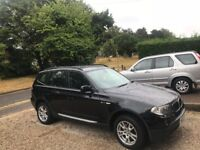 BMW X3 with good condition for sale