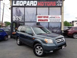 2006 Honda Pilot EX-L,4wd,8 Passengers,Leather,Sunroof*Certified