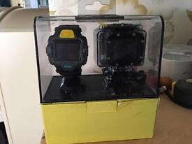 EE ACTION CAM AND VIEWER WATCH