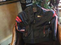 Super Dry sports bomber jacket