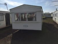 CHEAP STATIC CARAVAN - CALL CARLY FOR A VIEWING