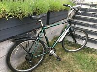 Specialized Men's Commuter Bike - very good condition with lights, mudguards and rack.