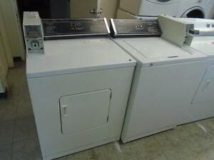 COIN OPERATED DRYER / SECHEUSE PAYANTE INGLIS