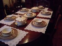 1950s dinner service-Alfred Meakin