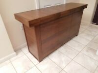 Sideboard, Solid Wood, Excellent condition from Furniture Village