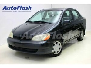2002 Toyota Echo A/C* AUTOMATIQUE *Liquidation* Bas kilo!/Low km
