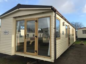 pre owned static caravan for sale trecco bay south wales