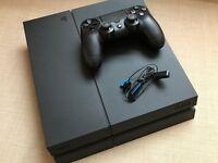 PS4 - 500gb Sony Playstation 4 Console - Controller - Horizon Zero Dawn Game
