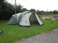 Outwell 6 man tent.