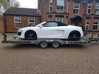 24/7 Car/Van Recovery Service. Car Transportation -Classics-Sports Collection & Delivery non runners
