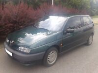 Alfa Romeo 145 1.4 TS (Left Hand Drive) Particularity in Northern Ireland.