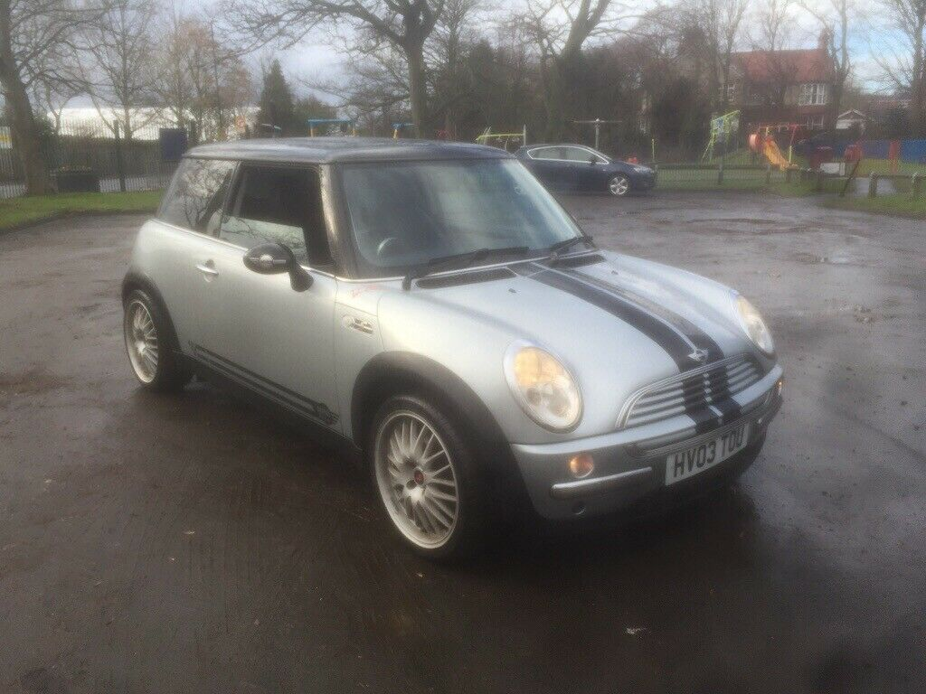 Mini Cooper S 16 John Cooper Replica With Chilli Pack